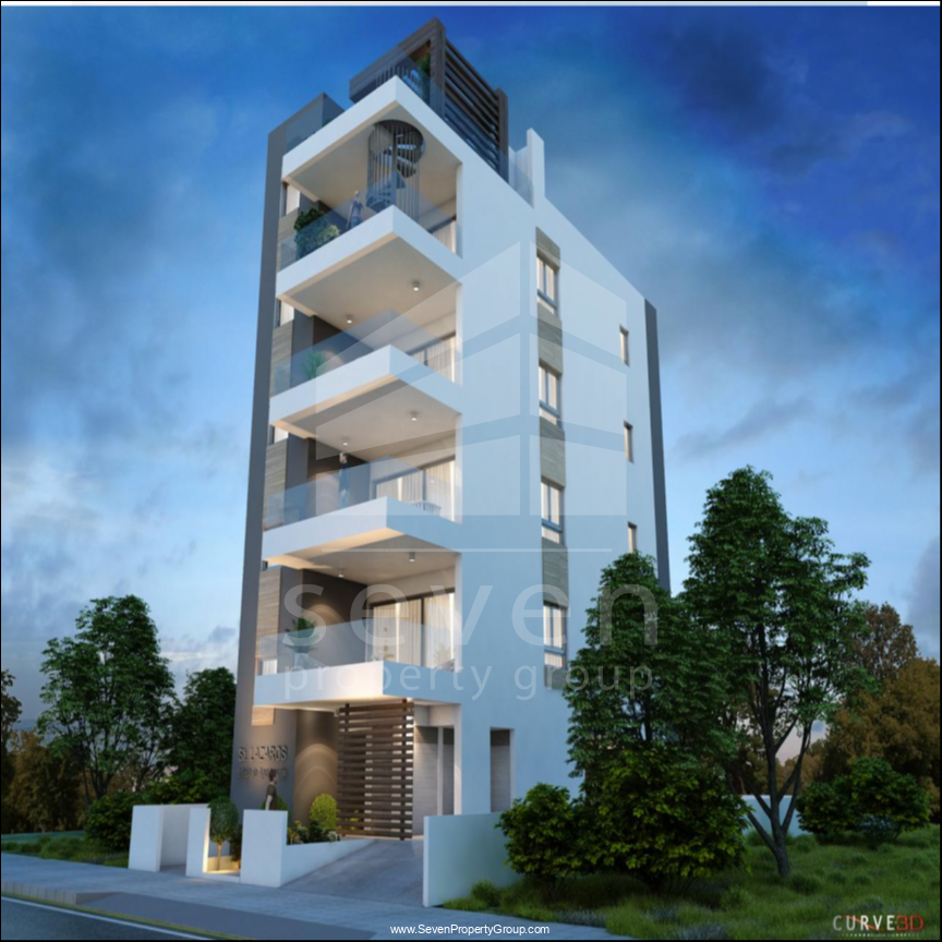 BUILDING FOR SALE IN ST LAZARUS