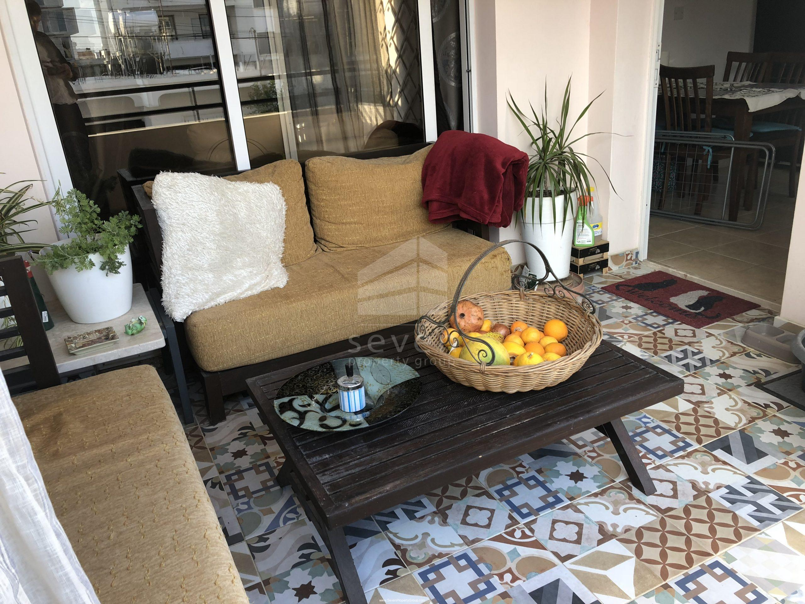 2BED FLAT FOR SALE IN LARNACA