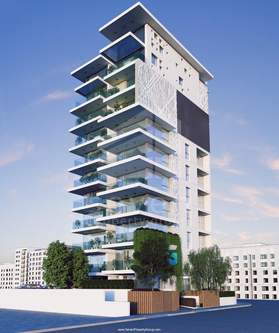 2&3BED FLATS FOR SALE IN LARNACA CENTER