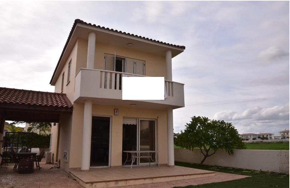 2BED HOUSE FOR SALE IN PERVOLIA