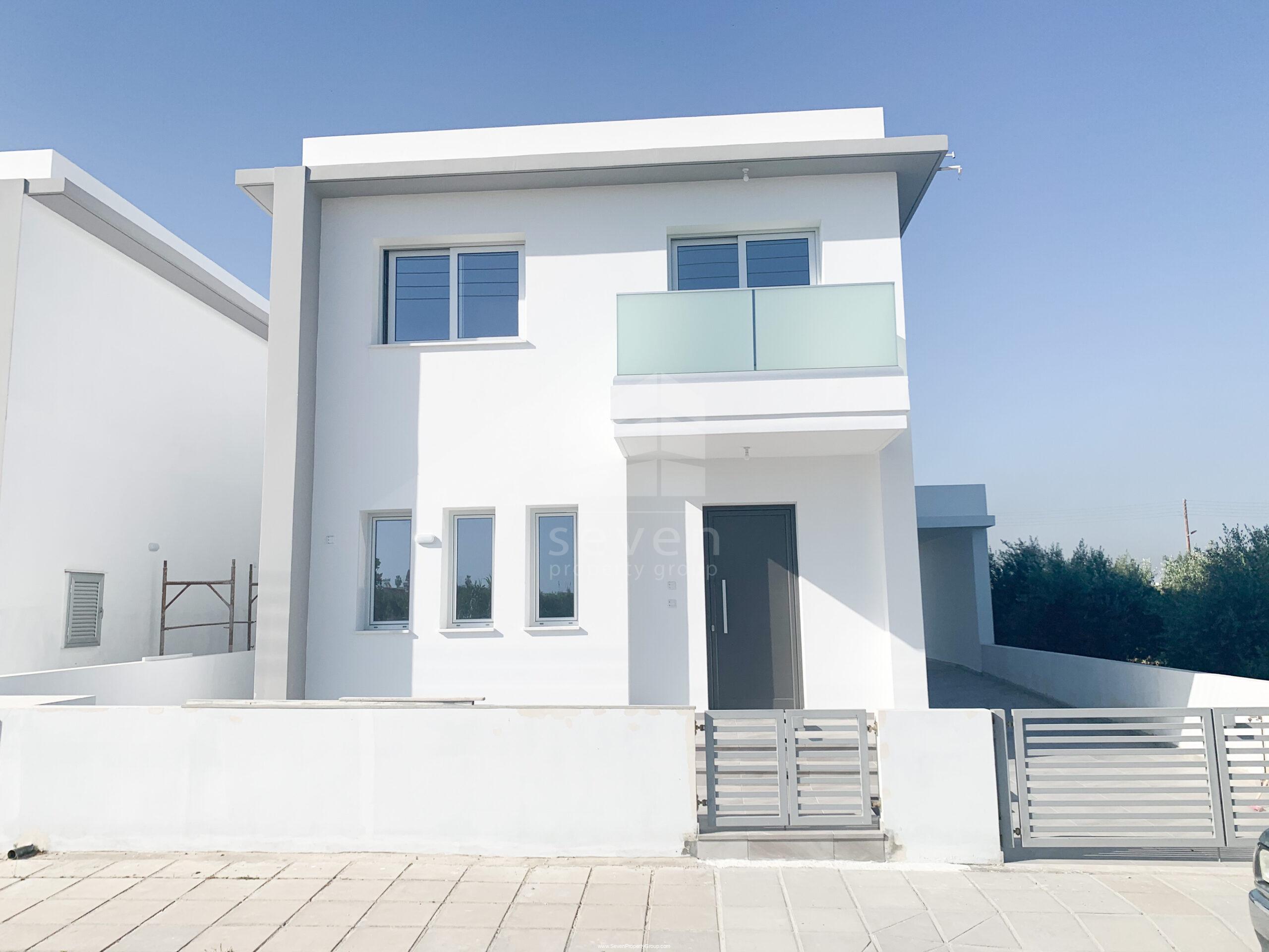 4 BEDROOM BRAND NEW HOUSE IN LIVADIA AREA