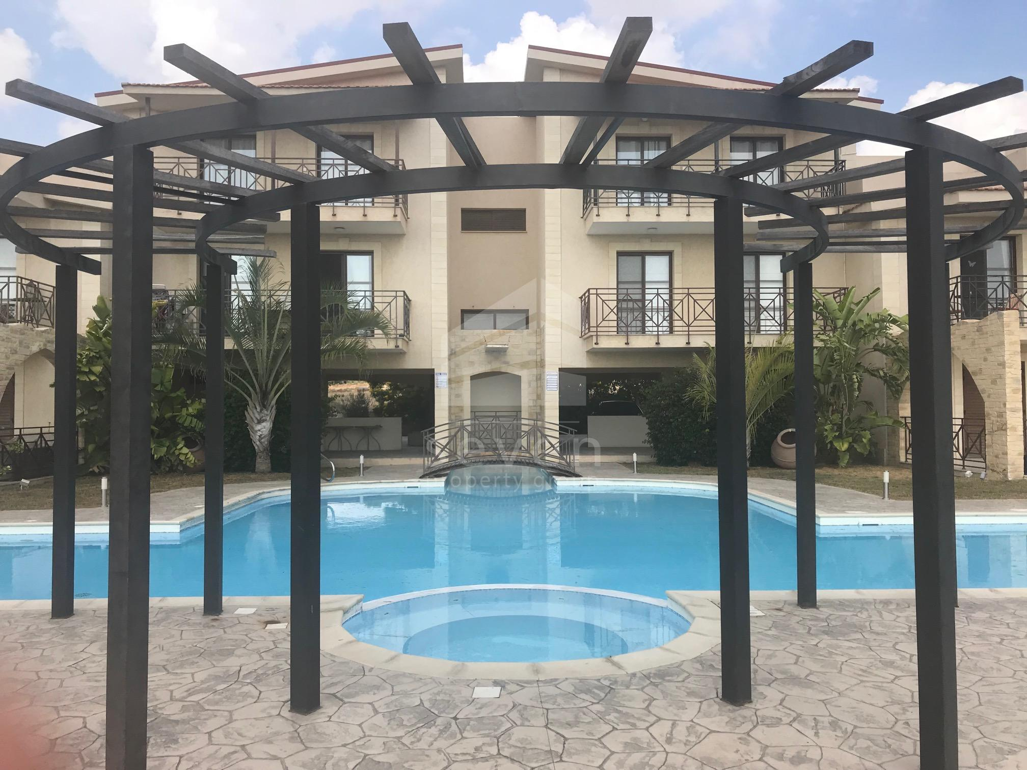 1BED GROUNDFLOOR FLAT FOR SALE IN PYLA