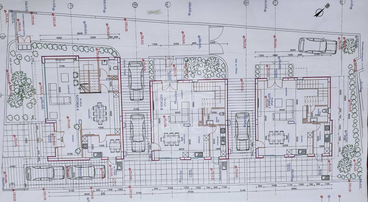 3BED OFFPLAN HOUSES FOR SALE IN ARADIPPOU