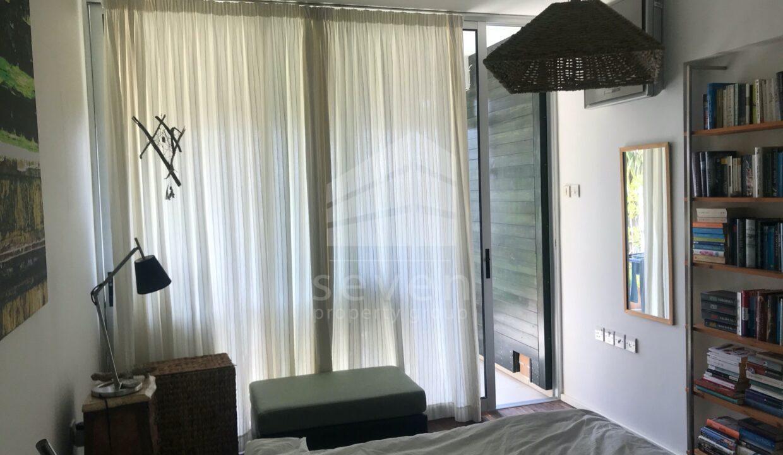 bedroom 1 towards balcony