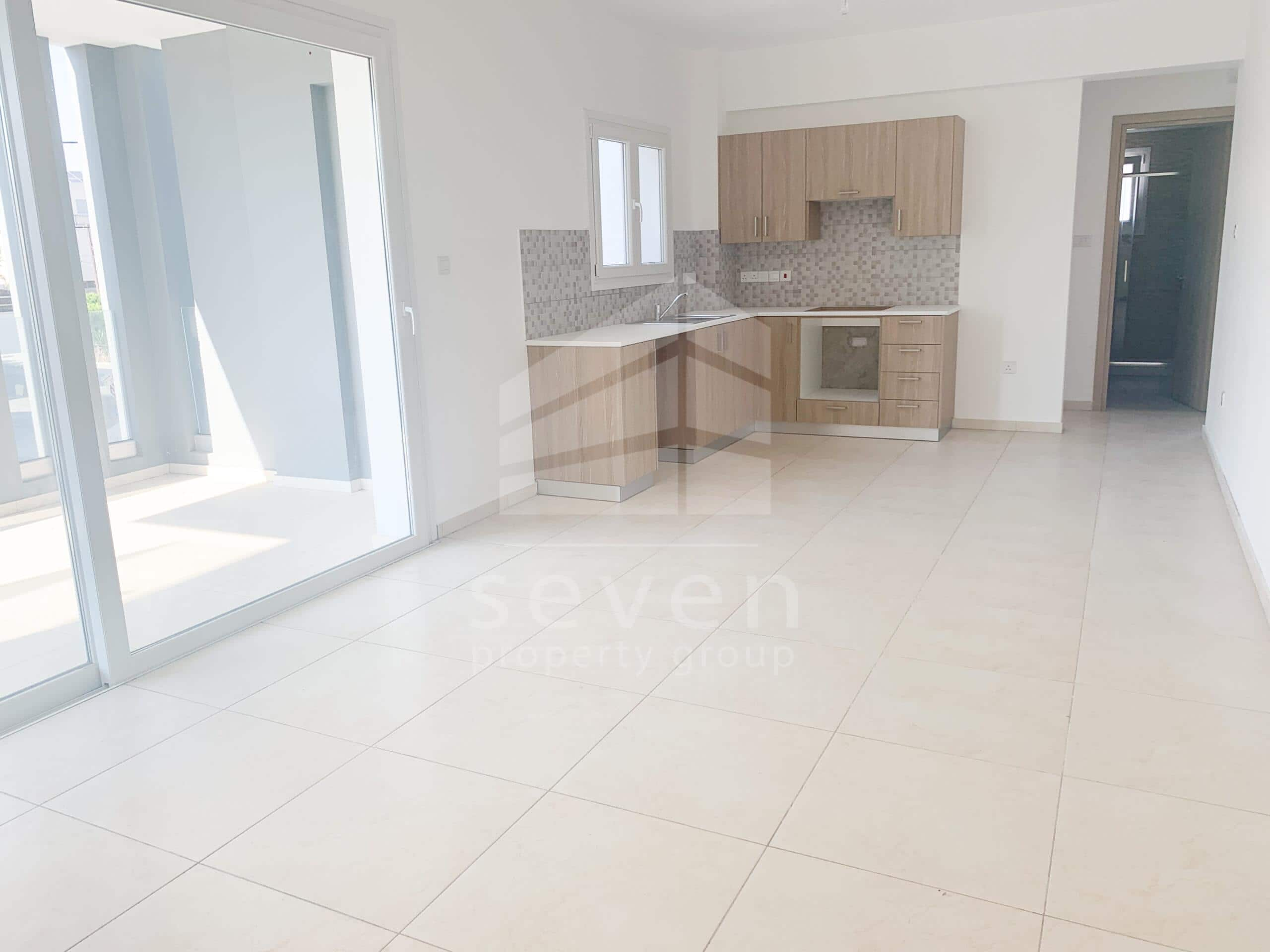 Brand New Two Bed Flat In Larnaca