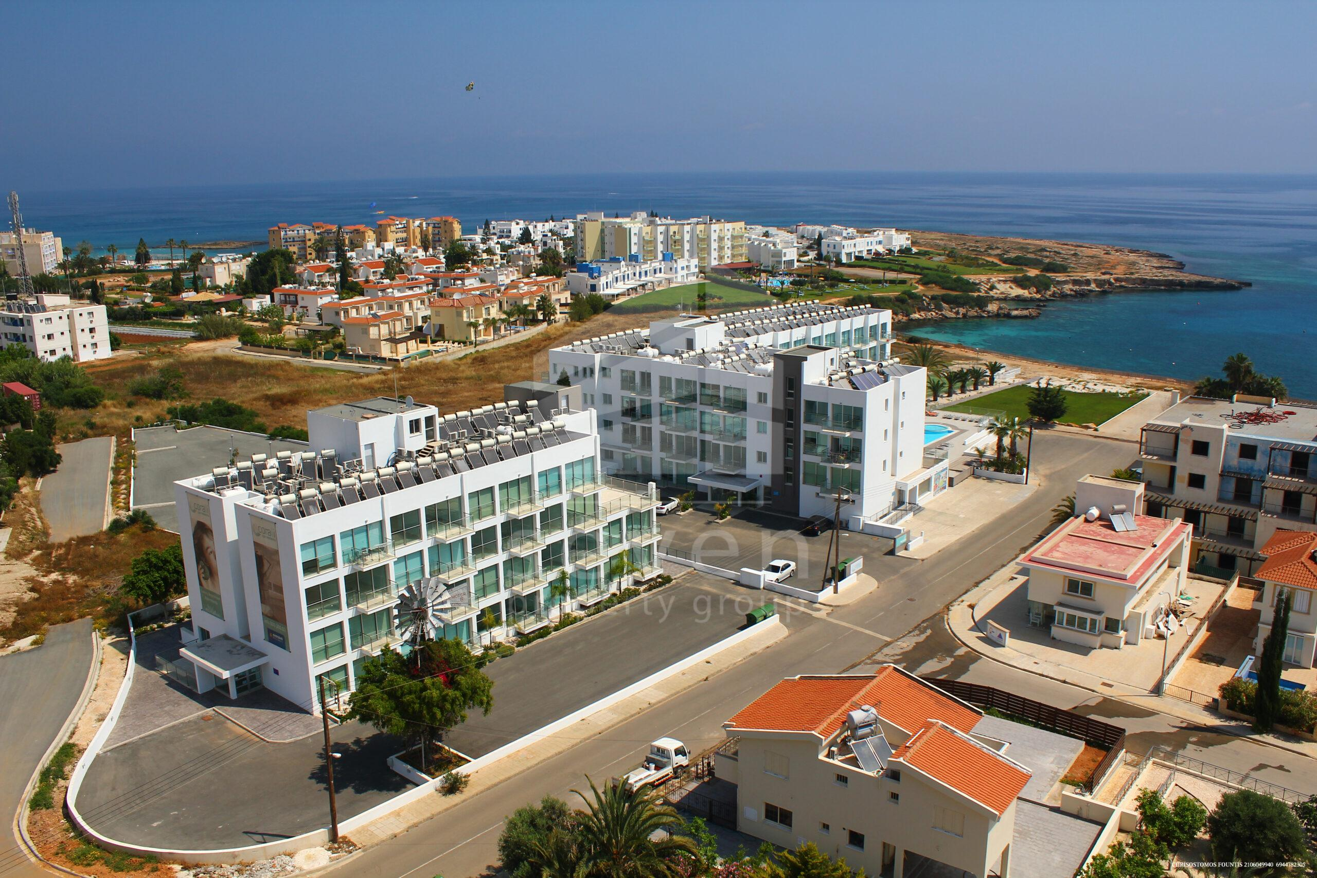 STUDIO &1 BED APARTMENTS FOR SALE IN PROTARAS