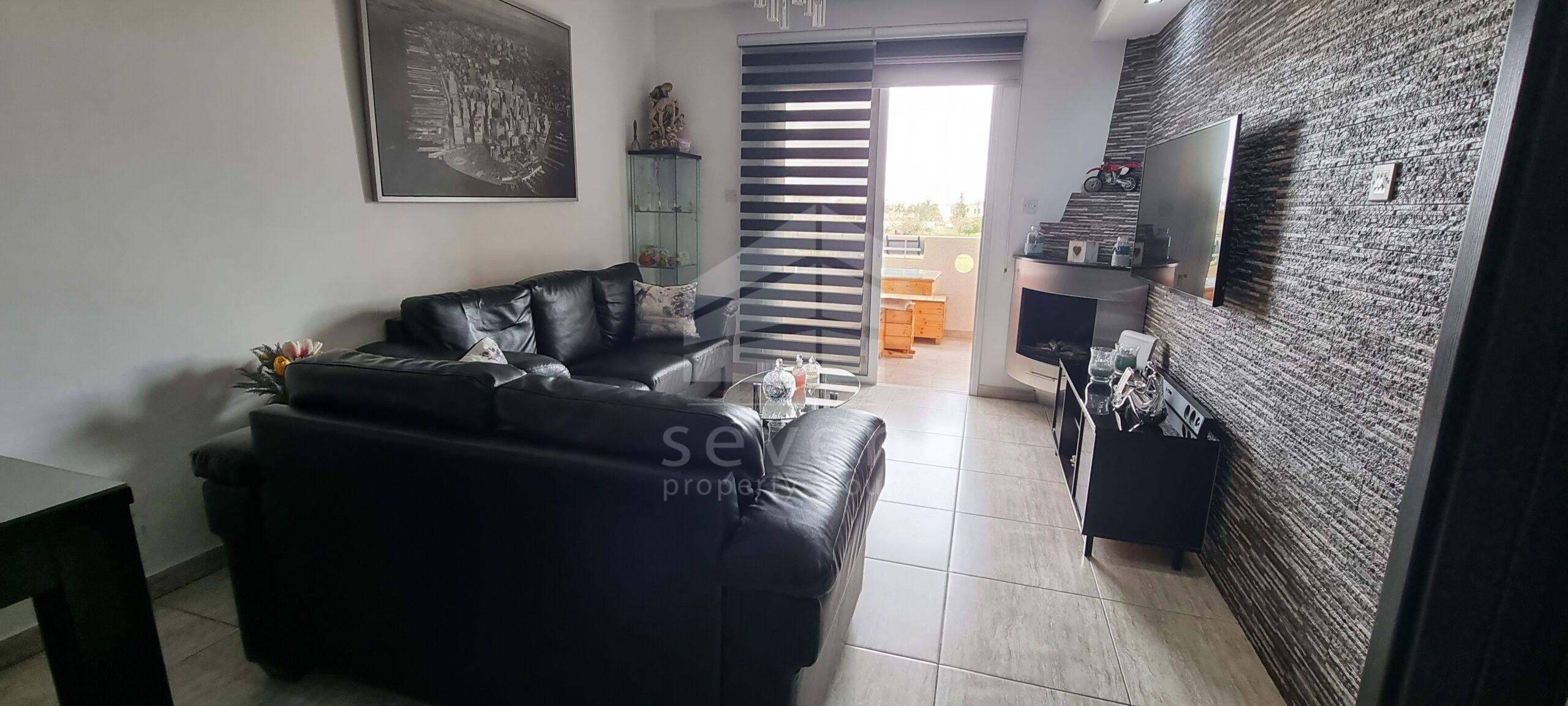 3 BED APARTMENT FOR SALE IN LIVADIA
