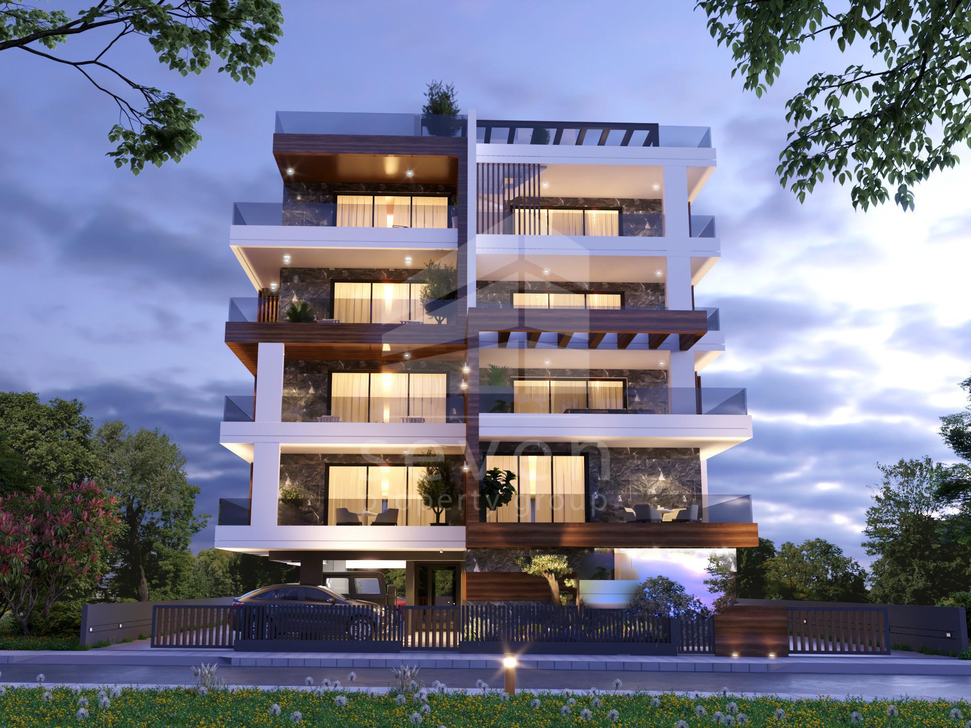 Off-Plan Two Bed Apartment In Stratigou Timayia Area