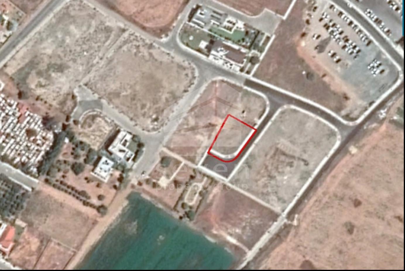 Residential Plot In Dromolaxia Area