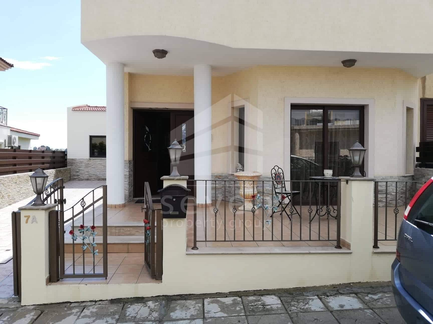 3 +1 BED HOUSE FOR SALE IN LIVADIA
