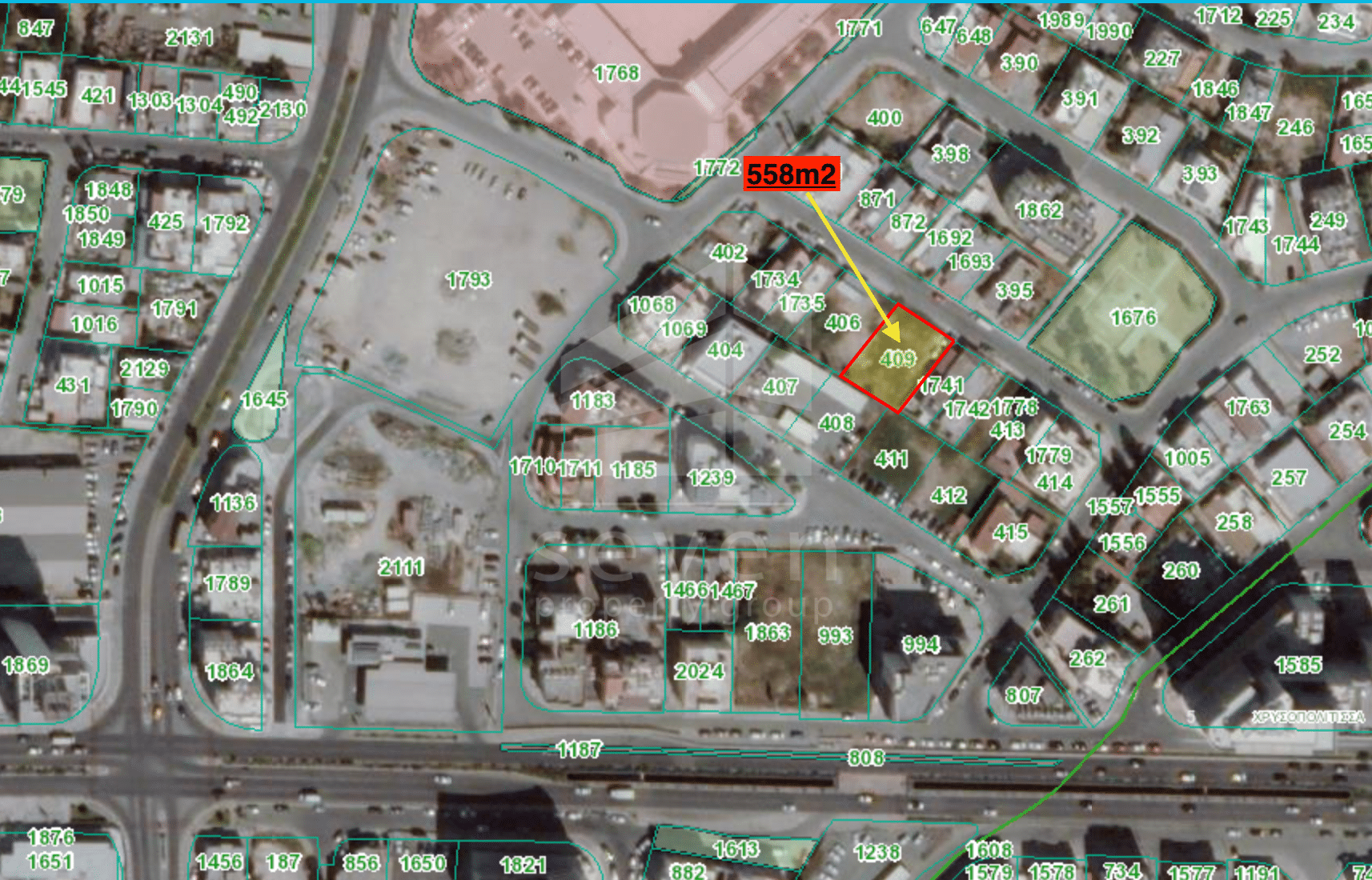 Residential Plot of Land in Soteros Area
