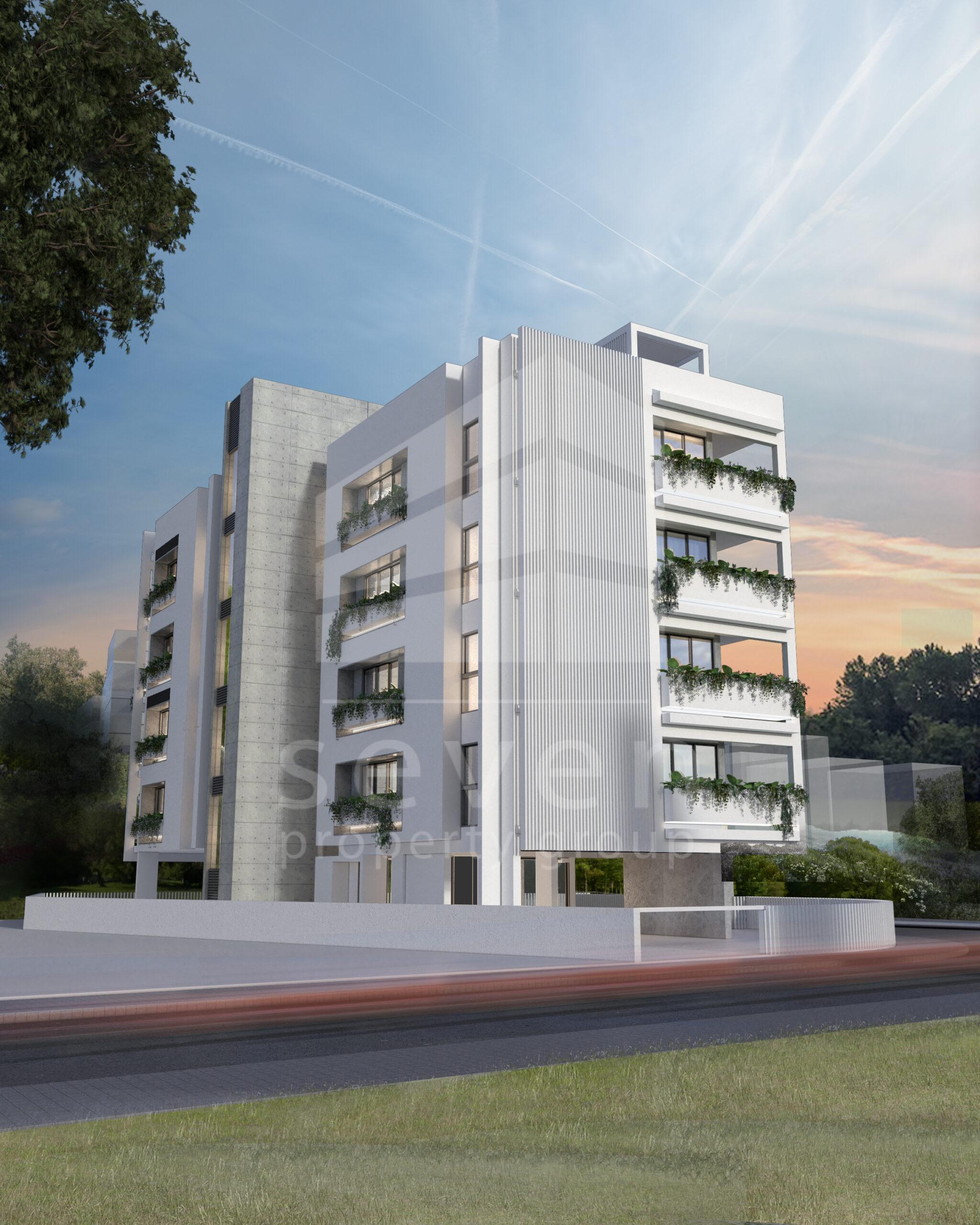 Brand New Three-Beds Flat In Larnaca
