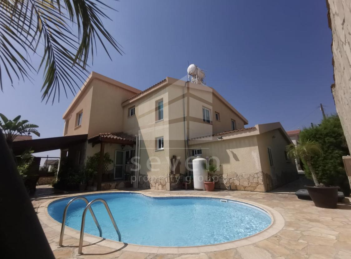 Four Bedroom House for Rent in Tersefanou
