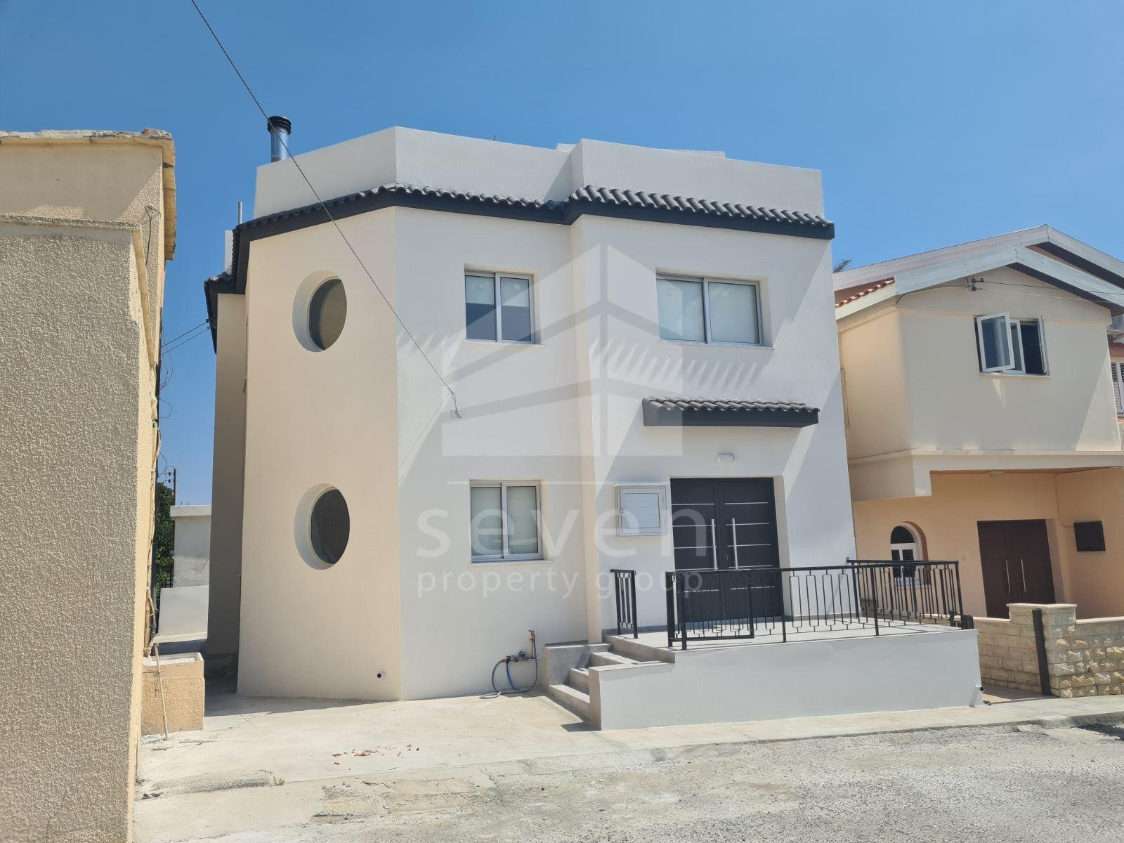 Three Bedroom House for Rent in Aradippou
